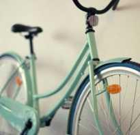 Ретро-велосипеды, женский байк в стиле ретро