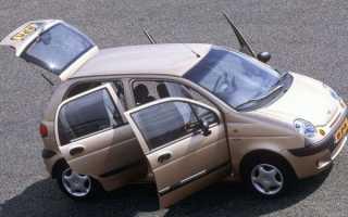 Технические характеристики «део матиз» — автомобиля для женщин. Двигатель дэу матиз- обслуживание и замена масла Тех характеристики дэу матиз