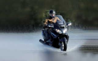 Выбор резины для скутера