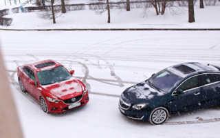 Что лучше мазда 6 или опель инсигния. Сравниваем два симпатичных седана – Mazda6 и Opel Insignia. Данные, полученные во время теста