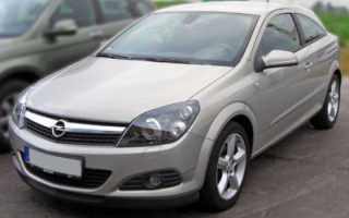Opel Astra H с пробегом: какой мотор выбрать? Opel Astra Н: технические характеристики семейства