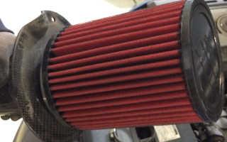 Фильтр нулевого сопротивления на скутере – обоснования для применения
