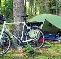 Велотуризм: велосипед для туризма, снаряжение, палатка и одежда