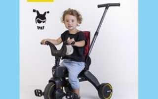 Велосипеды Doona (складные и трехколесные), отзывы о популярных моделях бренда Дуна