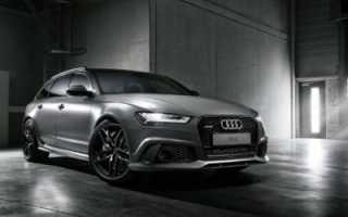 Audi rs6 седан. I Audi RS6 C7 Sedan: неофициальный тюнинг S6 в RS6. Технические характеристики RS6 C6