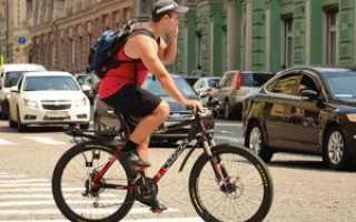 Является ли велосипед транспортным средством или нет, могут ли выписать штраф