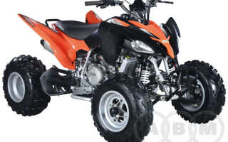 Квадроцикл Scorpiopn 110cc