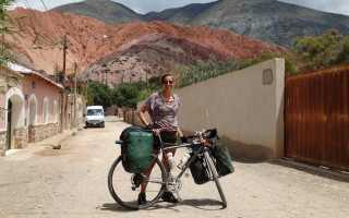 Для тех, кто любит велосипед и приключения