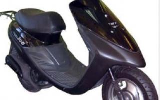 Тюнинг скутера Yamaha Jog Next Zone