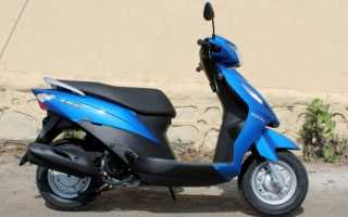 Какая вилка масляная подходит на Suzuki Lets2?