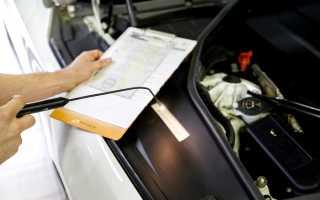 Как узнать двигатель краденный или нет. Проверка номера двигателя при регистрации