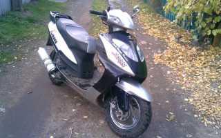 Двигатель скутера не всасывает воздух и бензин
