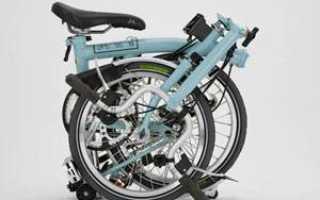 Популярные модели компактных складных велосипедов