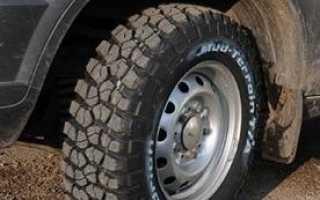 Шины для Chevrolet Niva. Комплектации и цены
