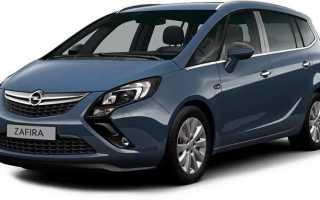 Opel zafira b какая охлаждающая жидкость