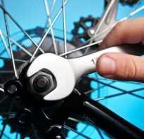 Ремонт и обслуживание велосипеда
