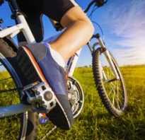 Как правильно крутить педали на велосипеде