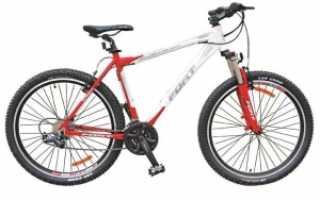 Велосипед Fort: преимущества, популярные модели (Фортуна навигатор, Талисман, Контесса)