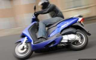 Honda Dylan 150 теряет тягу
