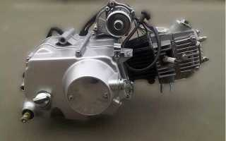 Как собрать двигатель на мопеде альфа спорт 110