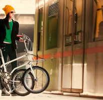 Односкоростные велосипеды (складные модели)