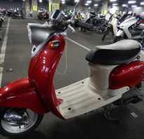 Yamaha Vino — cкутер потерял мощность