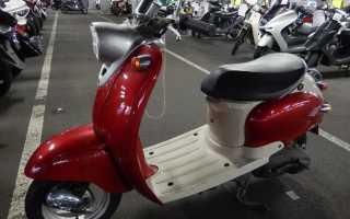 Анонс новинок 2012 года от Yamaha — Yamaha Vino XC50 и Vino XC50D