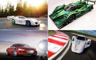 Гоночные автомобили. История гоночных машин Toyota TS040 Hybrid Race Car – гибридный гоночный автомобиль от Toyota