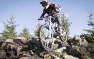 Велосипеды для даунхилла и основы дисциплины downhill