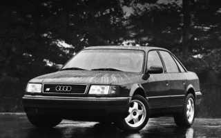 Audi 100 c4 стоит ли покупать. Что скрывают Audi