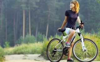 Какая должна быть правильная посадка на велосипед — видео