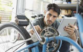 Важные моменты по настройке велосипеда
