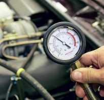 Какая должна быть компрессия двигателя AD-50 на холодную