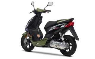 Скутер Yamaha Jog Aprio Type 2 — все о скутере