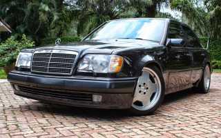 Побить M5: как и зачем появился «волчок» Mercedes-Benz E500. Mercedes E500 W124 «Волчок»: технические характеристики, руководство по ремонту Все о мерседесе w 124 500 е