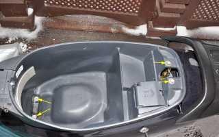 Как правильно промыть карбюратор мопеда
