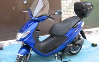 3 прекрасных скутера (Honda, Yamaha, Suzuki) по супер цене!