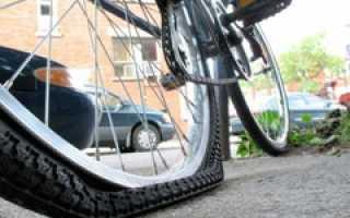 Какое давление должно быть в шинах велосипеда: сколько атмосфер качать?
