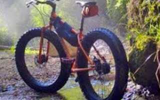 Велосипед для бездорожья: какой лучше выбрать