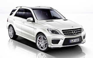 Двигатель Мерседес ML класс W166. Mercedes Benz ML-Class (W166) — описание модели Проблемы ml 166 с пробегом