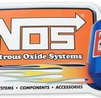 Как работает нитро. Что такое система закиси азота NOS