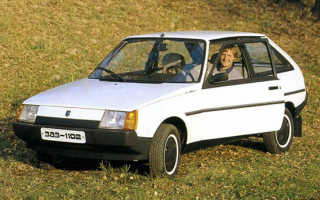 Автомобиль таврия 1102. Трёхдверка ЗАЗ «Таврия. Колеса и шины
