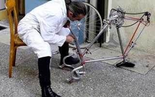 Реставрация велосипедов