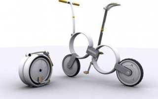 Компактный велосипед: байки с маленькими колёсами, для города