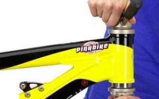 Что такое рулевая колонка велосипеда и как она устроена